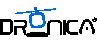 Ana Trenza - Logo Dronica