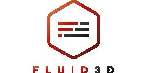 Ana Trenza - Logo Fluid 3D