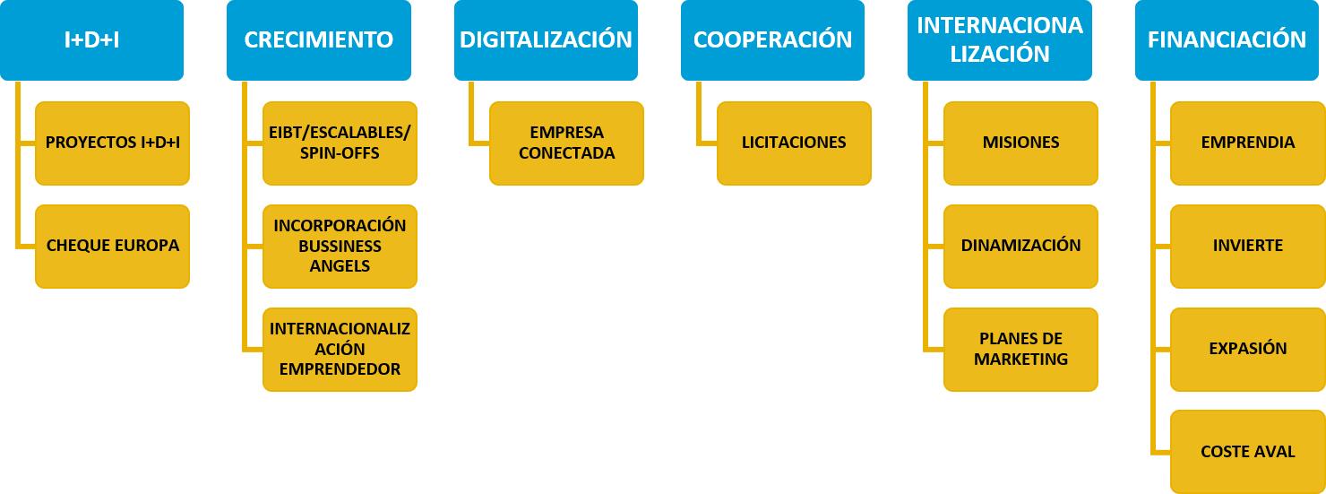 Ana Trenza - Ayudas y Subvenciones Region de Murcia