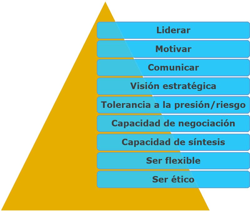Ana Trenza - 7 Funciones Indispensables Director Habilidades