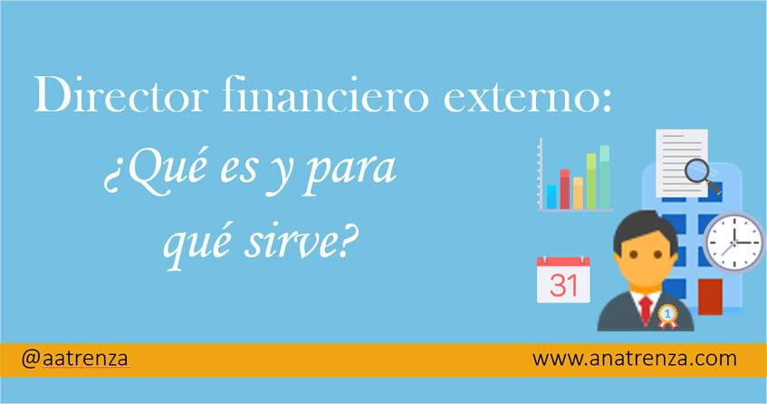 Ana Trenza - Director Financiero Externo