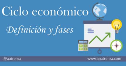 Qué es un Ciclo Económico y cuáles son sus fases - Ana Trenza