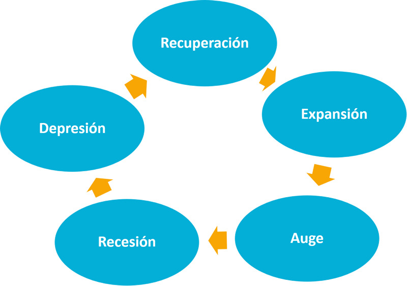 Ana Trenza - Fases