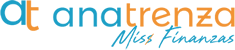 Ana Trenza - Estrategia Financiera - Logo Móvil