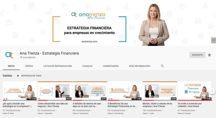 2 Anos Blog Ana Trenza - Canal Youtube