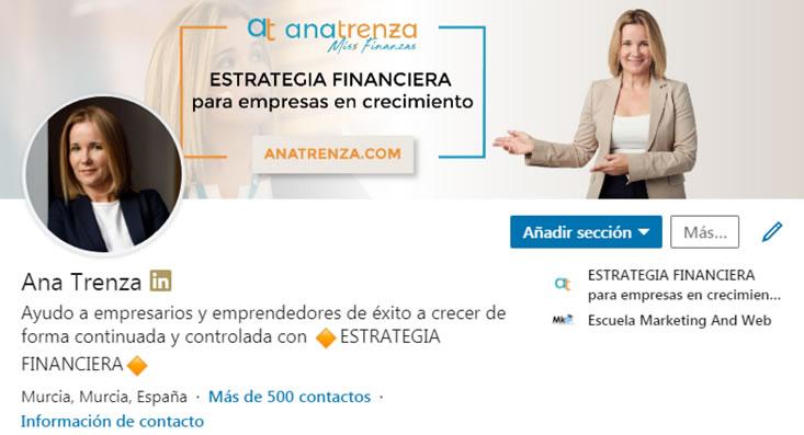 2 Anos Blog Ana Trenza - Linkedin