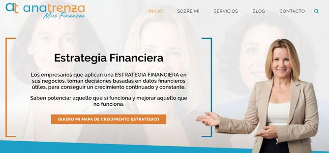 2 Anos Blog Ana Trenza - Nueva Web