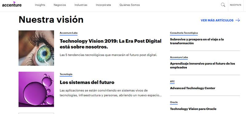 Como crear un blog corporativo - Ana Trenza - Blog Accenture