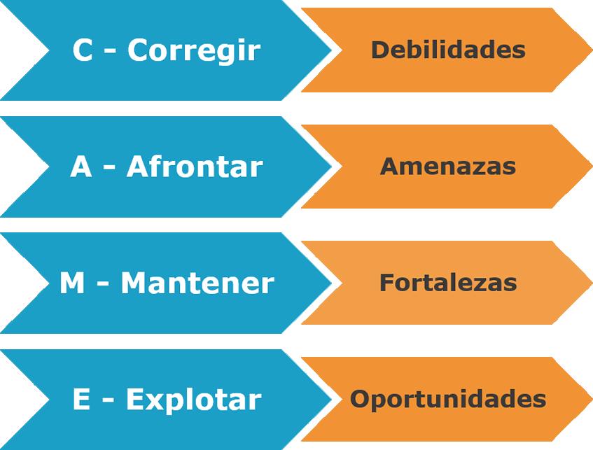 Como hacer un Analisis Dafo en una Empresa - Ana Trenza - CAME
