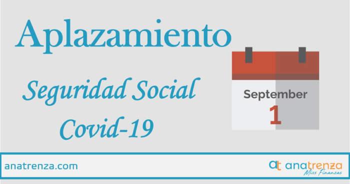 Ana Trenza - Aplazamiento Seguridad Social COVID19