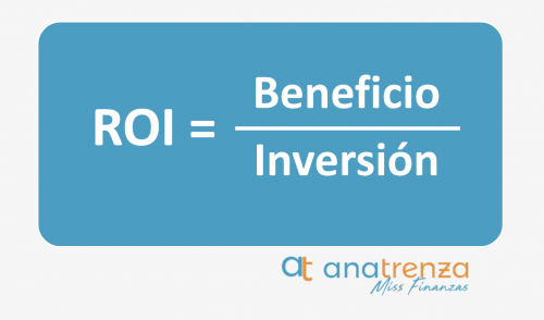 Fórmula del ROI simple