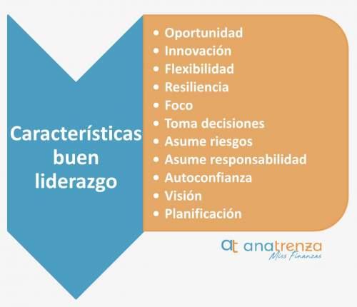 Características de un buen liderazgo